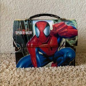 Vintage Spider-Man lunch box